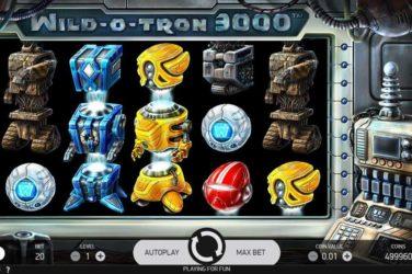 Wild-o-tron 3000 slot gratis online