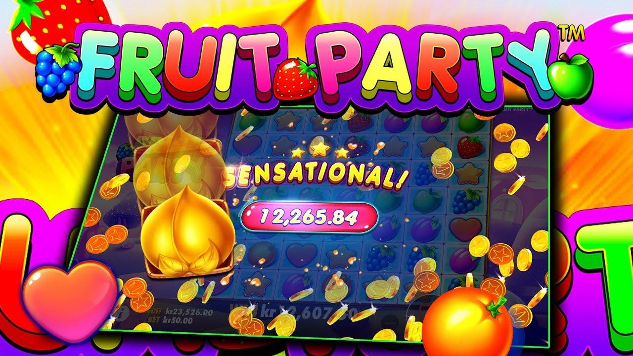 fruit-party-slot-machine