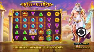 slot gratis passatempo gates of olympus