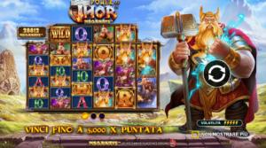 Power of thor megaways slot machine