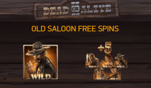 free spin dead or alive 2 slot